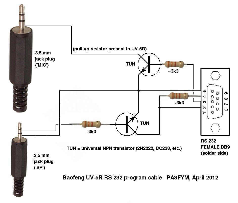 circuit schema diagram baofeng headset today diagram database Baofeng Speaker Mic Baofeng UV-5R